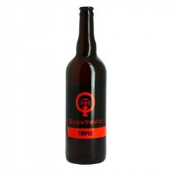 Quentovic Bière Triple 75 cl