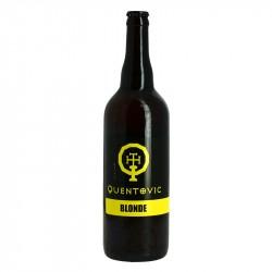 Quentovic Bière Blonde 75 cl