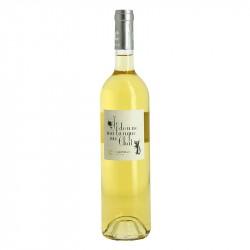 Je donne ma langue au Chat Vin Blanc du Cellier des Chartreux