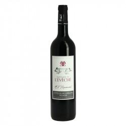 Côtes du Roussillon Villages Vin Rouge El Ravaniel Domaine de l'Evêché