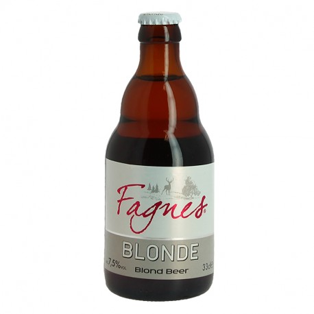 SUPER FAGNES BLONDE 33CL