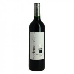 MADEMOISELLE L Vin Rouge de Bordeaux Haut Médoc