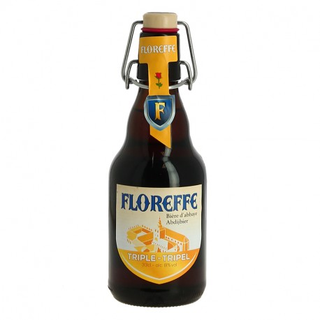 FLOREFFE Bière Belge TRIPLE 33cl