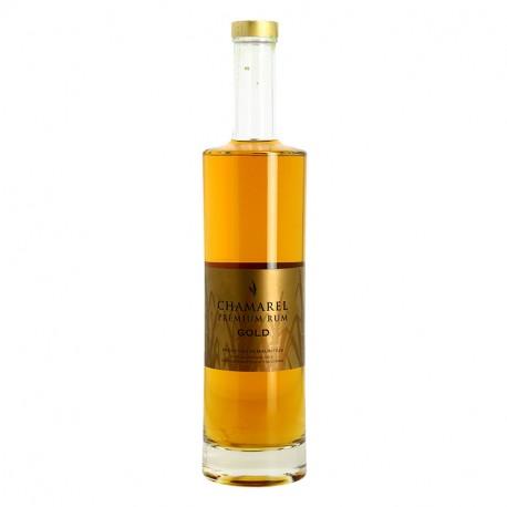 Chamarel gold rhum ile maurice 70 cl