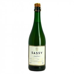 Cidre Sassy Small Batch Cidre Extra Brut