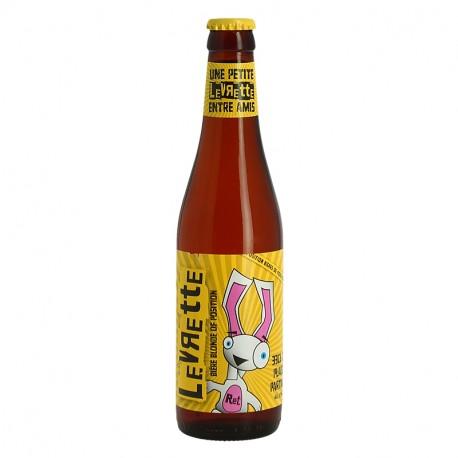 Bière La levrette Blonde 33 cl