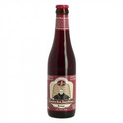 Cuvée des Jacobins Rouge Lambic Bière de Foudre Bière Belge 33 cl