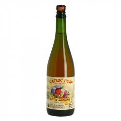 Cidre Brut Bouché Natur'Pom 75 cl