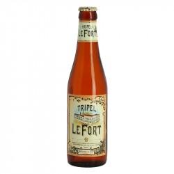 Lefort Triple Bière Belge 33 cl