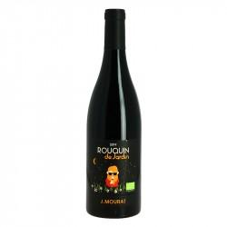 Rouquin de Jardin Vin de Loire Rouge par les Vignobles Mourat