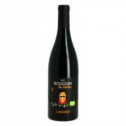 Rouquin de Jardin Vin Rouge par les Vignobles Mourat