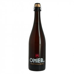 OMER Traditional Blond Beer 75 cl