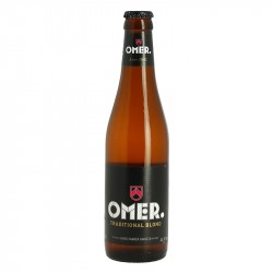 OMER Traditional Blond Beer 33cl