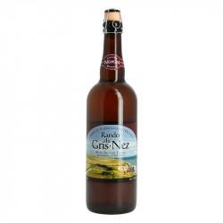 La Rando du Griz Nez Bière Blonde 75 cl