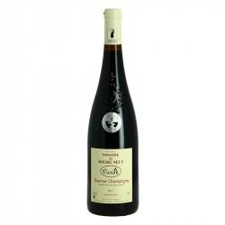 Saumur Champigny Vin Rouge par le Domaine Bourg Neuf