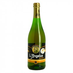 Bière Blonde ANGELUS 75CL