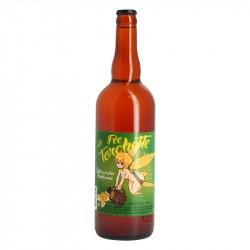 La Fée Torchette Bière Blonde Houblonnée Edition Limitée 75 cl