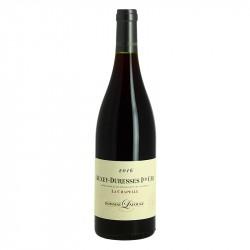 """AUXEY DURESSES Vin Rouge de Bourgogne 1er Cru """"La Chapelle"""" 2017 Lafouge"""