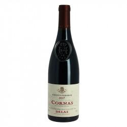 Cornas Chante Perdrix Vin de la Vallée du Rhône Rouge par Delas