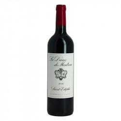 Dame de Montrose 2016 St Estèphe Vin Rouge de Bordeaux