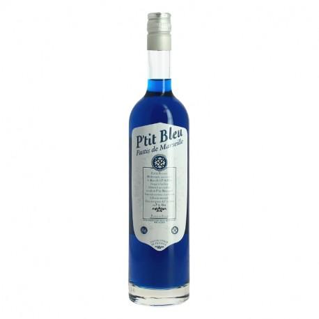 P'tit Bleu Pastis de Marseille 70 cl