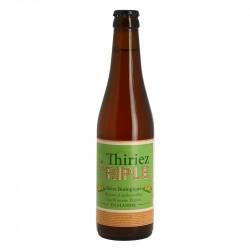 Brasserie THIRIEZ Bière triple Blonde BIO 33 cl