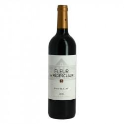 Fleur de Pedesclaux 2015 Pauillac Vin Rouge de Bordeaux