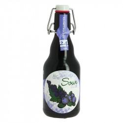 Page 24 Bière Sour au Cassis et à la Myrtille 33 cl Edition Limitée