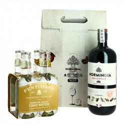 Gin Normindia Coffret Cadeau Gin Tonic
