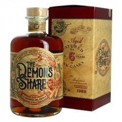 DEMON'S SHARE Rhum Ambré du Panama 3 Litres