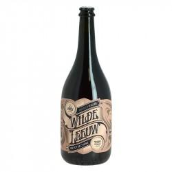 Bière WILDE LEEUW Bière Ambrée Sour aux Baies d'Airelles et de Groseilles par la Brasserie du Pays Flamand