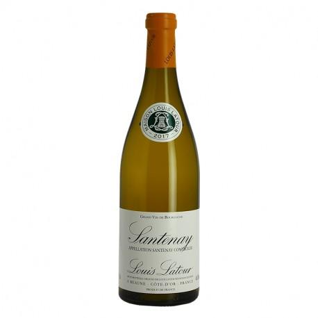 Santenay Blanc par Maison Louis Latour Vin Blanc de Bourgogne
