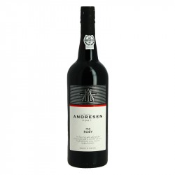 ANDRESEN Porto FINE RUBY 75cl