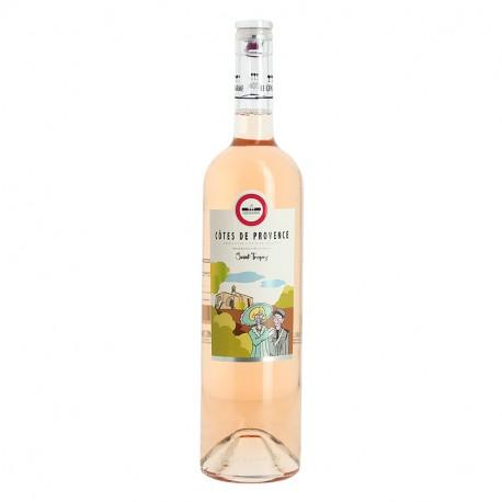 Le Gendarme St Tropez Côtes de Provence Rosé