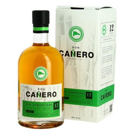 CANERO Finition fut de Whisky de Malt Solera 12