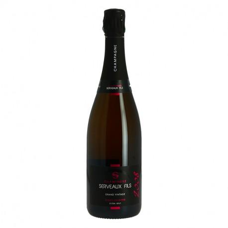 Champagne Serveaux Grand Vintage 2008