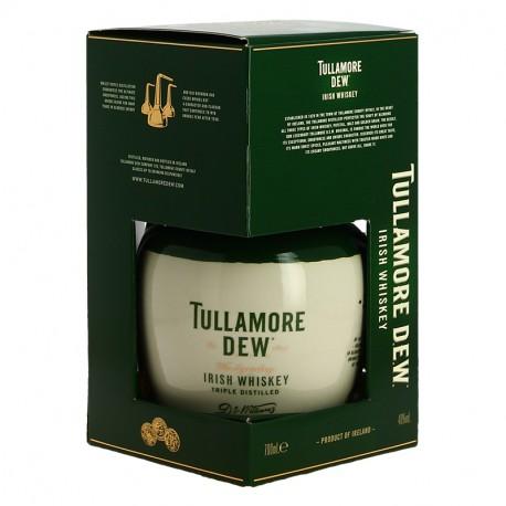 TULLAMORE DEW Cruchon en Céramique Irish Whiskey