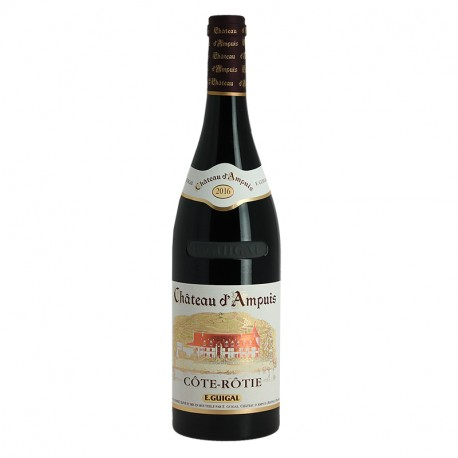 Côte Rotie Château d'Ampuis 2016  Guigal Vin Rouge de la Vallée du Rhône