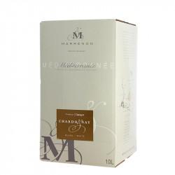 Chardonnay par Marrenon 10 Litres IGP Meditérranée Vin Blanc de Provence