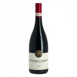 MaconVin Rouge de Bourgogne Milly Lamartine des Terres Secrètes