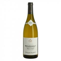 Meursault Blanc Domaine Michelot Sous la Velle 2018 Vin de Bourgogne