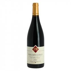 Nuits Saint Georges Vieilles Vignes Vin de Bourgogne par Daniel Rion 2017