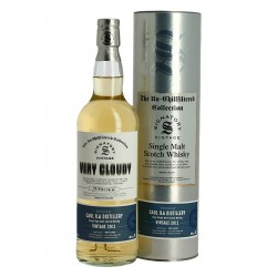 CAOL ILA Very Cloudy Signatory Vintage Islay Single Malt Scotch Whisky