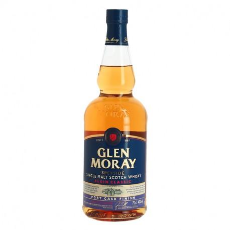 Glen Moray Port Cask Finish Speyside Whisky