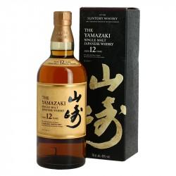 Whisky japonais Yamazaki 12 ans par Suntory