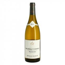 Meursault Blanc par Domaine Michelot 1er Cru Charmes Vin Blanc de Bourgogne