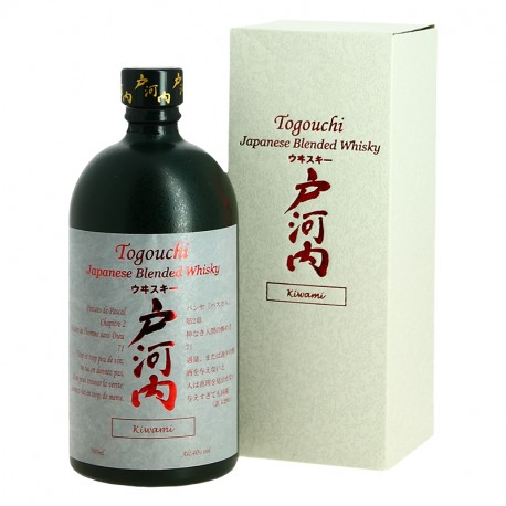 TOGOUCHI Kiwami Whisky Japonais