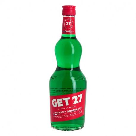 Get 27 Liqueur Menthe Verte 70 cl