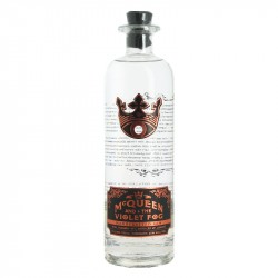 Gin Mc Queen and the Violet Fog Handcrafted Gin