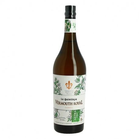 Vermouth La Quintinye Royal Blanc Extra Dry 75cl